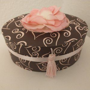 Musical Trinket Box